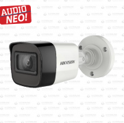 DS-2CE16H0T-ITPFS Audio Camera 2.8mm 5MP